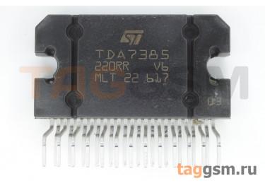 TDA7385 (Flexiwatt-25) УНЧ 4x42Вт