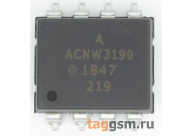 ACNW3190-500E (DIP-8) Драйвер транзисторов с оптопарой