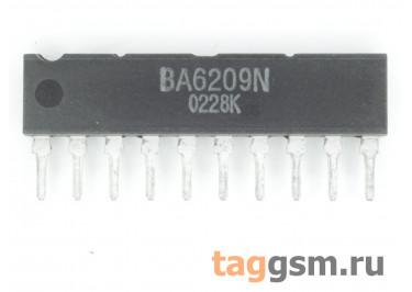 BA6209N (SIP-10) Драйвер электродвигателя