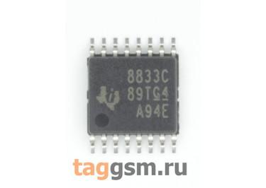 DRV8833CPWPR (HTSSOP-16) Драйвер шагового электродвигателя