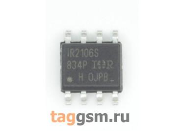 IR2106STRPBF (SO-8) Драйвер транзисторов