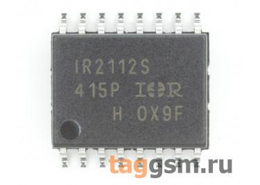 IR2112STRPBF (SO-16W) Драйвер транзисторов