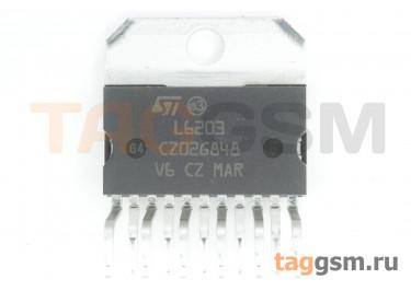 L6203 (Multiwatt-11) Драйвер электродвигателя