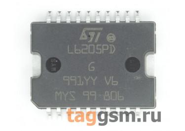 L6205PD (PowerSO-20) Драйвер электродвигателя