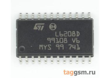 L6208D (SO-24) Драйвер электродвигателя