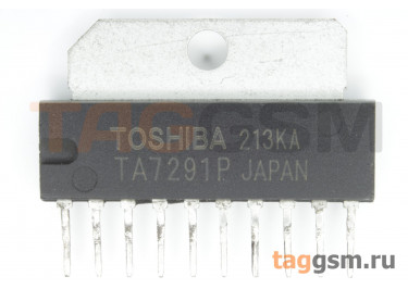 TA7291P (HSIP-10) Драйвер электродвигателя