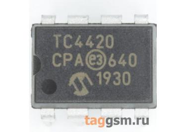 TC4420CPA (DIP-8) Драйвер полевого транзистора