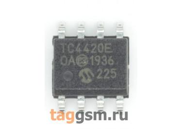TC4420EOA713 (SO-8) Драйвер полевого транзистора