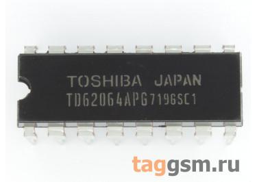 TD62064AP (DIP-16) Сборка транзисторов Дарлингтона