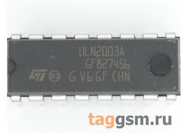 ULN2003A (DIP-16) Транзисторная матрица