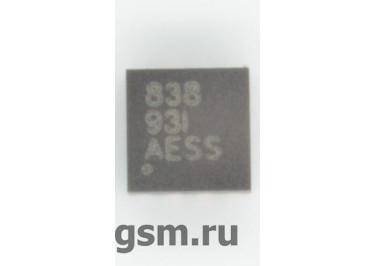 DRV8838DSGR (WSON-8) Драйвер щёточного электродвигателя