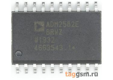 ADM2582EBRWZ (SO-20W) Приёмопередатчик RS-485 шины