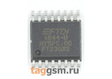 FT230XS (SSOP-16) Контроллер USB-UART