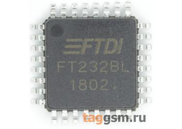 FT232BL (LQFP-32) Контроллер USB-UART