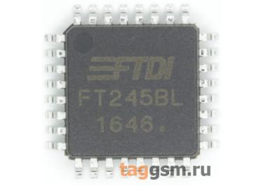 FT245BL (LQFP-32) Контроллер USB-UART