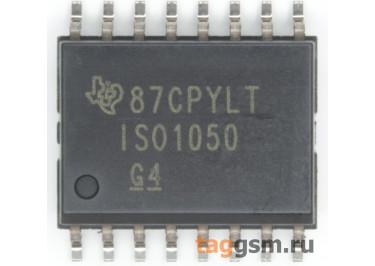 ISO1050DWR (SO-16) Изолированный приемопередатчик CAN шины