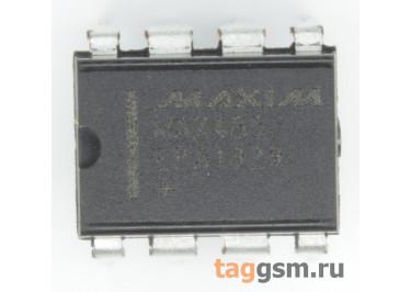 MAX485E (DIP-8) Приёмопередатчик RS-485 шины с малым потреблением