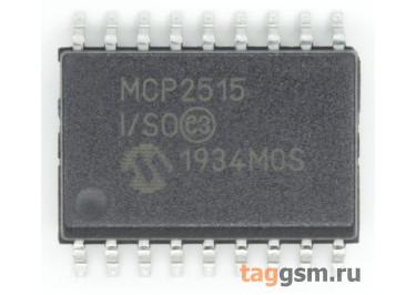 MCP2515-I / SO (SO-18) Контроллер CAN шины SPI
