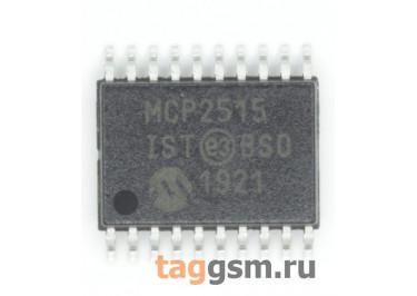 MCP2515T-I / ST (TSSOP-20) Контроллер CAN шины SPI