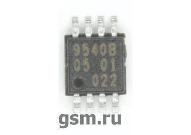 PCA9540BDP (TSSOP-8) Двухканальный мультиплексор шины I2C