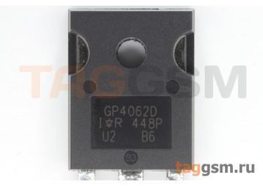 IRGP4062D (TO-247) Биполярный транзистор IGBT 600В 24А