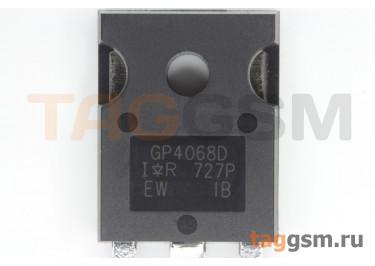 IRGP4068DPBF (TO-247) Биполярный транзистор IGBT 600В 48А