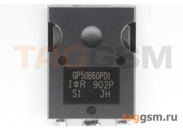 IRGP50B60PD1 (TO-247) Биполярный транзистор IGBT 600В 33А