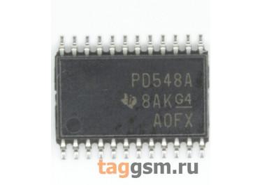 PCA9548APW (TSSOP-24) 8-и канальный мультиплексор шины I2C