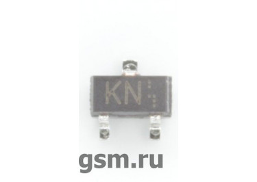 2SK3019TL (SOT-416) Полевой транзистор N-MOSFET 30В 0,1А
