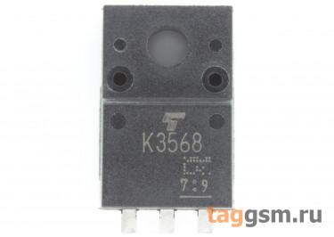 2SK3568 (TO-220F) Полевой транзистор N-MOSFET 500В 12А