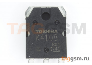 2SK4108 (TO-3P) Полевой транзистор N-MOSFET 500В 20А