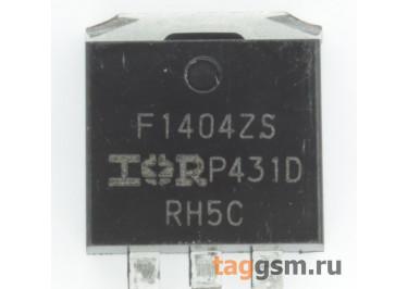 IRF1404ZS (D2-PAK) Полевой транзистор N-MOSFET 40В 75А