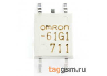 G3VM61G1 (SOP-4) Реле 400мА SPST-NO