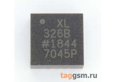 ADXL326BCPZ (LFCSP-16-E) 3-х осевой акселерометр с малым потреблением