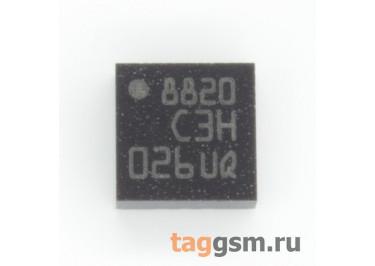 LIS3DHTR (LGA-16) Цифровой 3-х осевой акселерометр