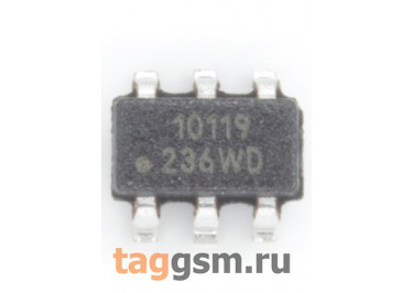 AT42QT1011-TSHR (SOT-23-6) Емкостной датчик касания