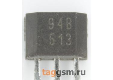 SS494B (TO-92) Датчик Холла