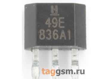 SS49E (TO-92) Датчик Холла