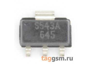 SS543AT (SOT-89) Датчик Холла