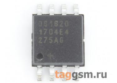 DS1620S+ (SO-8) Цифровой датчик температуры
