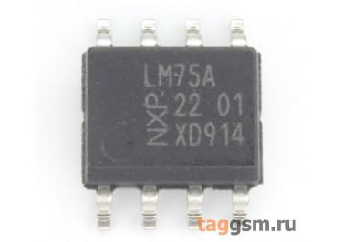 LM75AD (SO-8) Цифровой датчик температуры
