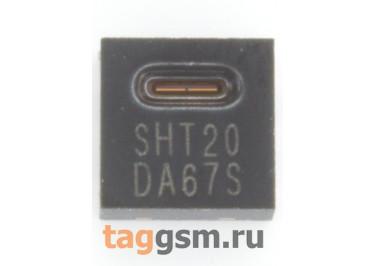 SHT20 (DFN-6) Датчик температуры и влажности