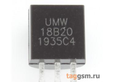 DS18B20 (TO-92) Цифровой датчик температуры