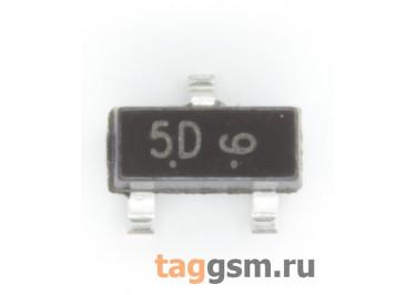 MMBD1201 (SOT-23) Диод выпрямительный SMD 100В 0,2А
