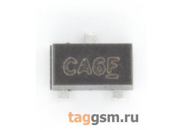 MMBD1204 (SOT-23) Диод выпрямительный SMD 100В 0,2А (х2 ОК)