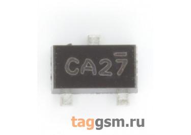 MMBD1205 (SOT-23) Диод выпрямительный SMD 100В 0,2А (х2 ОА)