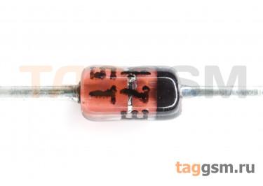 1N4737A (DO-41) Стабилитрон 7,5В 1Вт