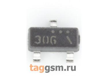 FDN306P (SSOT-3) Полевой транзистор P-MOSFET 12В 2,6А