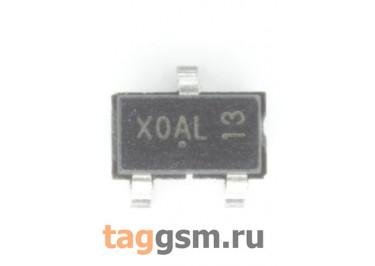 AO3400A (SOT-23) Полевой транзистор N-MOSFET 30В 5,7А