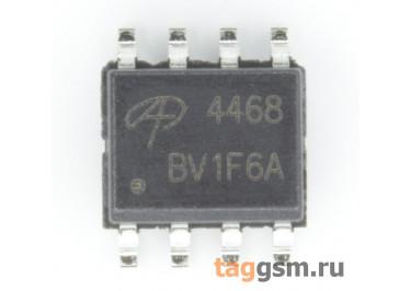 AO4468 (SO-8) Полевой транзистор N-MOSFET 30В 10,5А